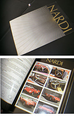 NARDI steering wheel 80s Catalog (Ita-Eng- Fre)