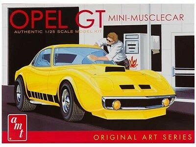 Amt 729/ 12 Opel Gt Limited Edition Art Series