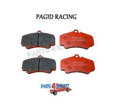 NEW Porsche 911 Carrera 4S Front Brake Pad Set Pagid Racing 99 5541 550