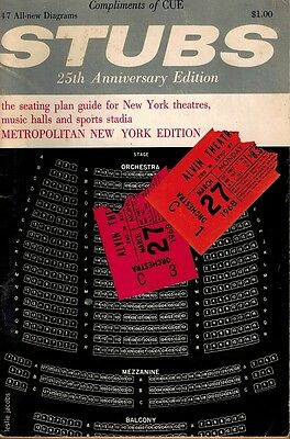 STUBS 25th ANNIVERSARY EDITION  1968