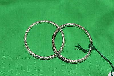 Silver Anklet for Baby - 1 pair
