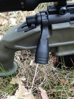 REMINGTON 700 BLACK Bolt on Knob Tactical Knob Aluminum
