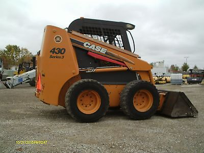 2010 Case 430 Skid Steer Loader, Skid Steer, Case Skid Steer,
