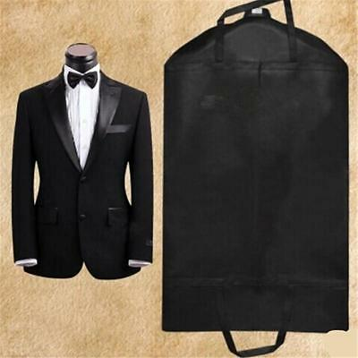 HOT Mens Clothes Garment Suit Jacket Protector Bags Storage Cover Bag Organizer
