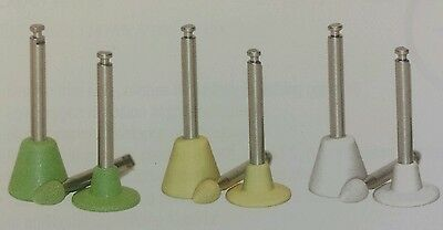Jiffy Polishers Finishing Polishing Cups Discs Points Assorted Dental Composite