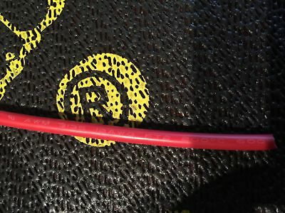 """DYS 12 awg Soft Silicone High Quality RC Cable 1 Meter length 'by the meter"""" RED"""