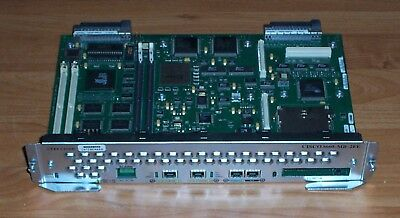 Cisco 73-4032 3660-MB-2FE System Board