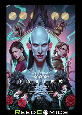 FABLES VOLUME 11 DELUXE HARDCOVER New Hardback Collects Issues #86-100