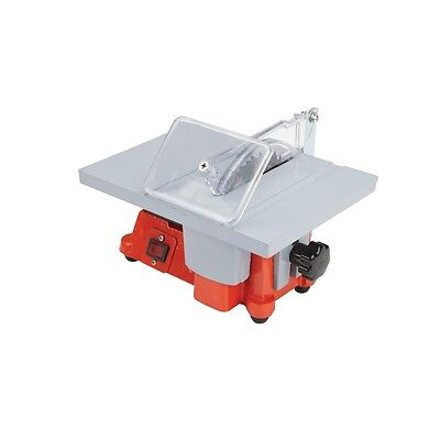 "4"" Mini Electric Table Saw Tablesaw Great For Hobby Or Craft Free Fedex Shipping"