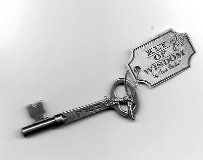Hope Dream Keys of Wisdom Inspirational Gift Great For a Friends Key Chain