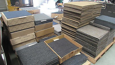 USED CARPET TILES LARGE QUANTITY AVAILABLE.  FROM $1.50 each