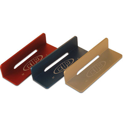 3 Side Bevel File Guides Set of 3 - 87 88 89 degrees by KUU