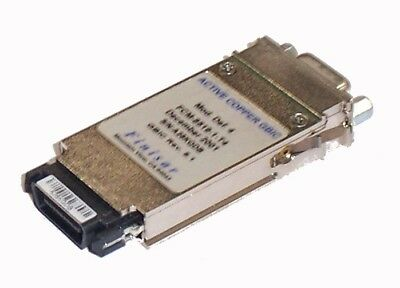 Finisar FCM-8519-1-T4 Active Copper DB-9 GBIC