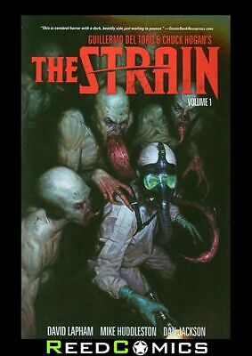THE STRAIN VOLUME 1 GRAPHIC NOVEL New Paperback Collects Issues #1-6