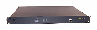 Perle IOLAN SCS8DC Version: 3.4 8-Port Secure Console Server with Rack Mounts