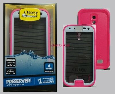 Otterbox Preserver Waterproof Case for Samsung Galaxy S4, Primrose, 77-33794