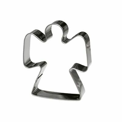 Eddingtons Angel Cookie Cutter - Christmas Pastry & Biscuit Metal Cutter