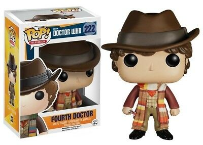 Funko - POP TV: Doctor Who - Dr #4 New In Box