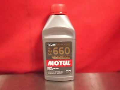 Motul 660 Brake Fluid 101667 500ml