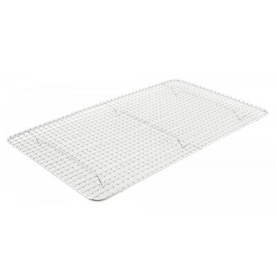 "Winware by Winco Wire Pan Grate, Chrome Plated Size 5"" x 10"""