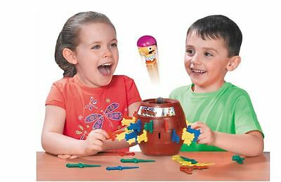 Children Game Tomy Pop Up Pirate Play Kids Game Classic Toy Age Family Fun Gift