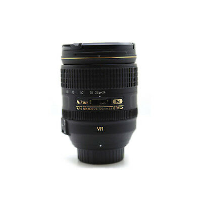 New Nikon AF-S Nikkor 24-120mm F/4 G ED VR Lens Black (Kit Box)