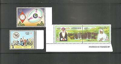 Sultanate Of Oman  - Timbre   1997  - Neufs** + Bloc