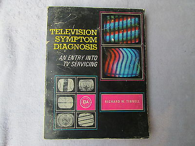 Television Symptom Diagnosis-An Entry Into TV Servicing-1st edition 1971  Box C