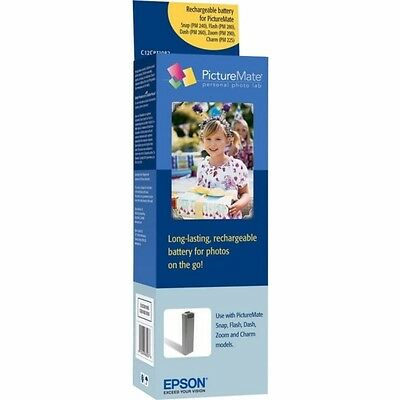 NEW Epson Battery, For Picturemate Flash/snap C12C831082