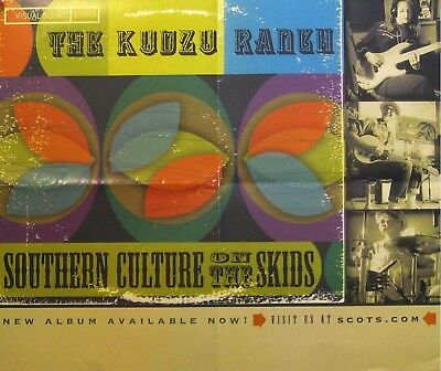 The Kudzo Ranch Poster, Southern Culture... (C10)