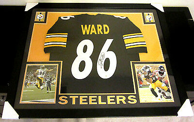 5cecbbbc2 Hines Ward Signed Pittsburgh Steelers 35