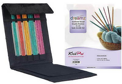 KnitPro dreamz - Nadelspiel Set