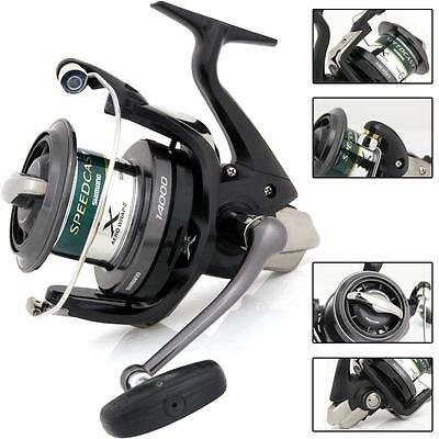 Shimano NEW Carp Fishing Speedcast XT-B 14000 XTB Big Pit Reel - SPC14000XTB
