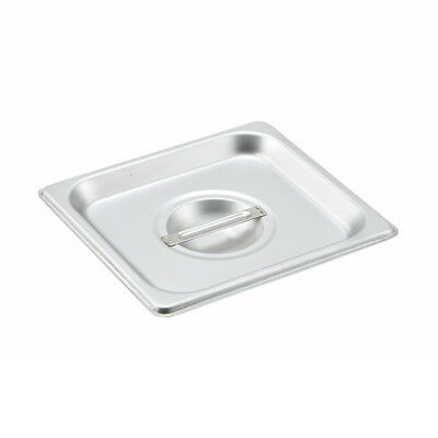 Lid for Steam-Table Pan: Sixth Size Solid