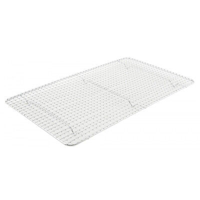 """Winware by Winco Wire Pan Grate, Chrome Plated Size 10"""" x 18"""""""