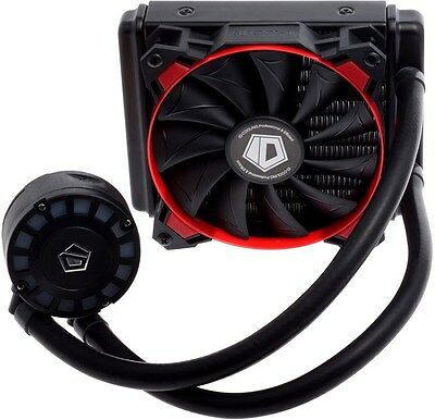ID-COOLING FrostFlow 120L Red LED AIO CPU Liquid Cooler[FROSTFLOW 120L-R]