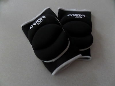Carta Sports Knee pads Volleyball/Dance/Work/Football/Goalball Black SMALL Gym