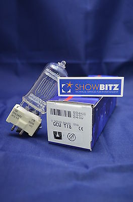 T18 Lamp Theatre Stage Lighting  bulb 500W T18 class GE GY9.5 (T25) 88465