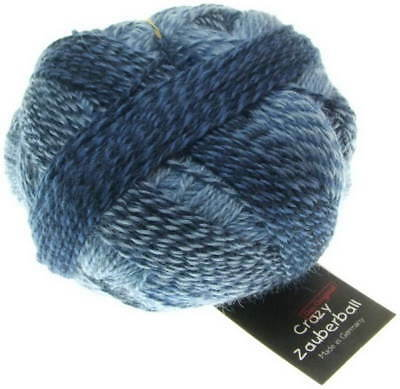 Schoppel Wolle - Zauberball Crazy - Stone-Washed