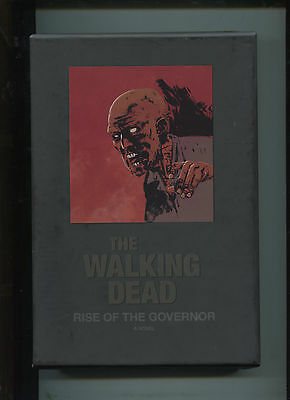 Image Walking Dead Rise Of The Governor Hardcover With Slipcase