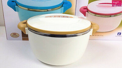 Hot Pot Food Warmer with Air Tight Lid Handle Locking System 2000ml PB-620