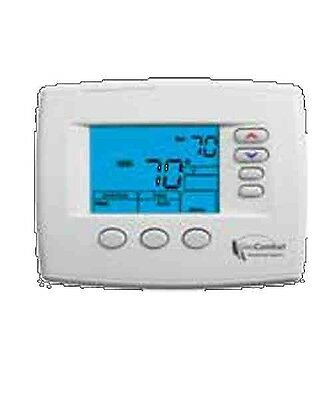 Digital Non Programmable Thermostat, Up To 3 Heat / 2 Cool Hvac & Geothermal