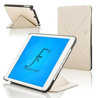 Forefront Cases White Origami Smart Case Cover for Apple iPad Air 2 / iPad 6