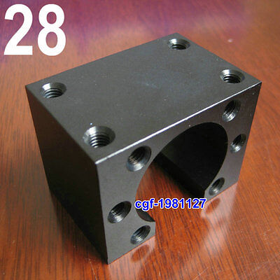 Ball Nut Mount/Bracket Flange Nut Mount For 1605&1610 16mm Ball Screw CNC Router