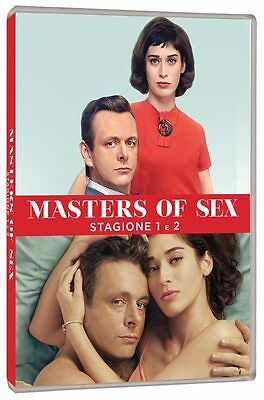 Masters Of Sex - Stagione 01-02 (8 Dvd) SONY PICTURES