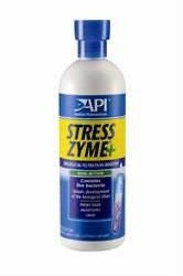 API STRESS ZYME 30ml AQUARIUM TREATMENT 0317163010563