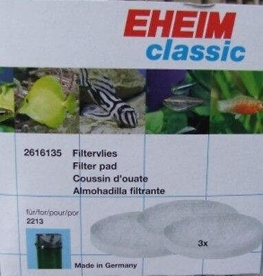 Eheim Filter Pad For Classic 2213 2616135