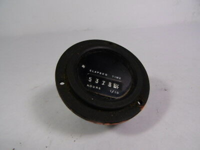 Generic 771-4/40VDC Counter Elapsed Time in Hours and 1/10 40V DC ! WOW !