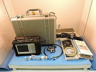 Anritsu MT8212B CellMaster Cable, Antenna and Base Station Analyzer