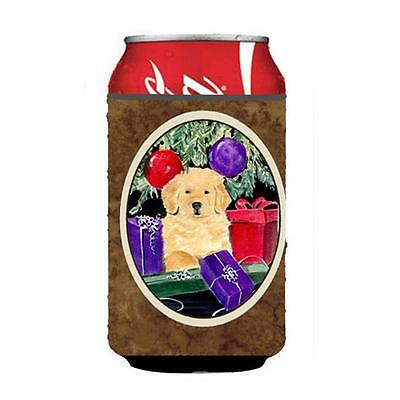 Carolines Treasures SS8581CC Golden Retriever Can Or bottle sleeve Hugger 12 oz.